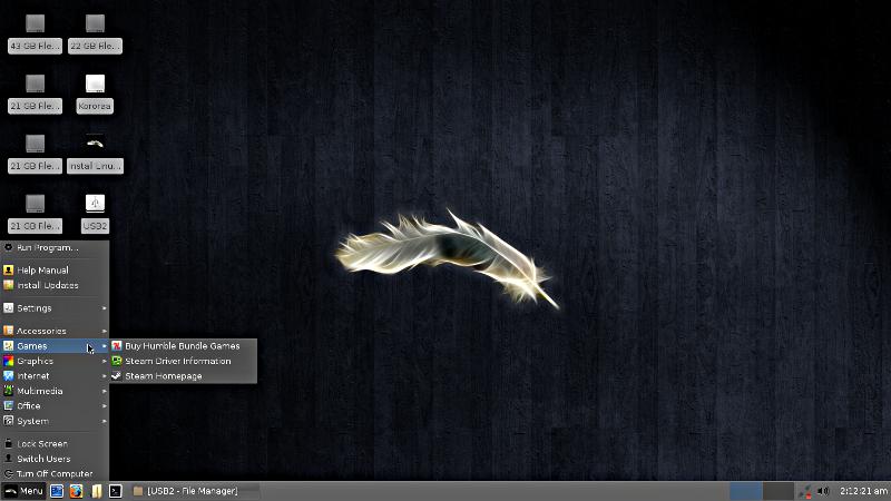 Linux Lite 1.0.8