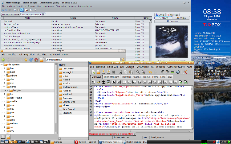 Linux, Open Source e Free Software