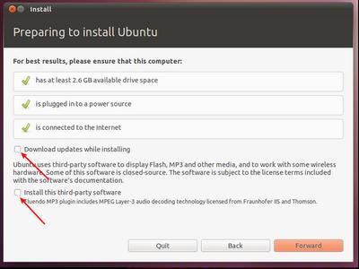 Cose da fare dopo aver installato Ubuntu 11.10 Oneiric Ocelot